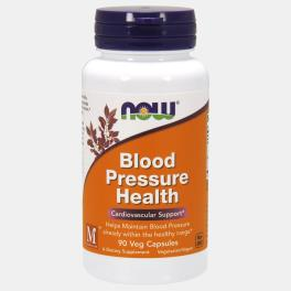 BLOOD PRESSURE HEALTH 90 CAPSULAS NOW