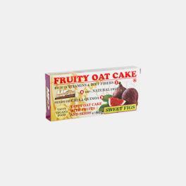 BARRA FRUITY OAT CAKE FIGO 80g