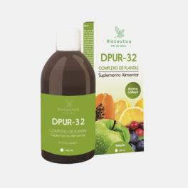 D-PUR 32 PLANTAS EXT. HIDROFILICO 300ml