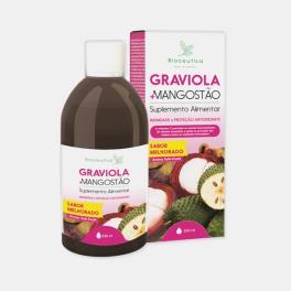 GRAVIOLA + MANGOSTAO 500ML BIOCEUTICA