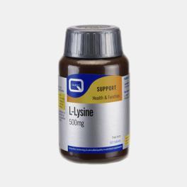 L-LYSINE 500mg 60 COMPRIMIDOS