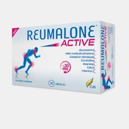 REUMALONE ACTIVE 30 AMPOLAS