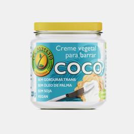 CREME DE COCO PARA BARRAR 220g