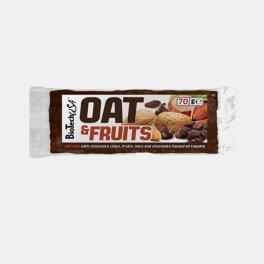BARRA OAT & FRUIT CHOCOLATE/ CHIP 70G BIOTECH