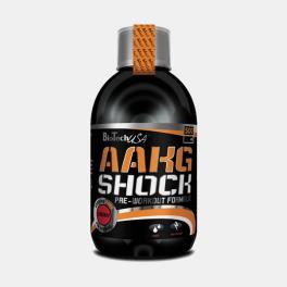 AAKG SHOCK CEREJA 500 ML BIOTECH