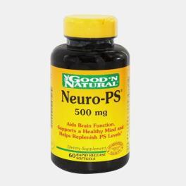 NEURO-PS 500mg 60 CAPSULAS