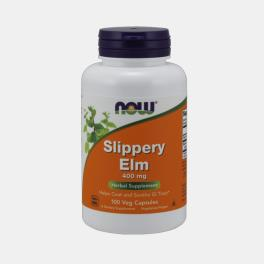 SLIPPERY ELM 400mg 100 CAPSULAS