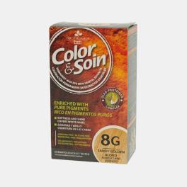 COLOR & SOIN 8G - LOURO CLARO 135ml