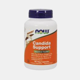 CANDIDA SUPPORT 90 CAPSULAS NOW