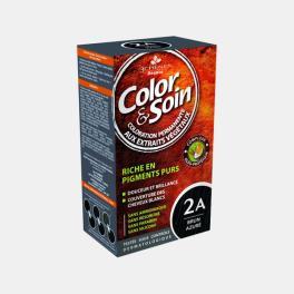 COLOR & SOIN 2A - PRETO AZULADO 135ml