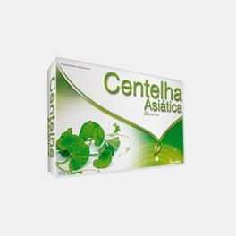 CENTELHA ASIATICA 20 AMPOLAS