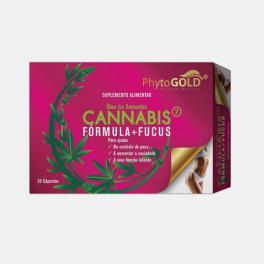CANNABIS FORMULA + FUCUS 30 CAPSULAS