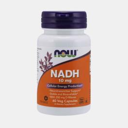 NADH 10mg 60 CAPSULAS