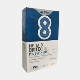 MEGA8BIOTIX 30 CAPSULAS