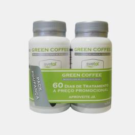PACK GREEN COFFEE 2x30 CÁPSULAS