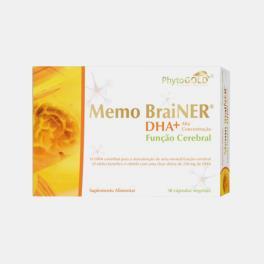 MEMO BRAINER DHA 30 CAPSULAS