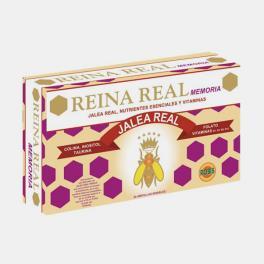 REINA REAL MEMORIA 20 AMPOLAS
