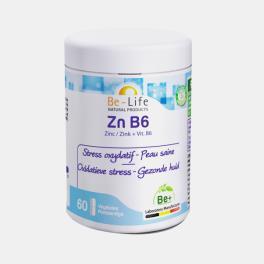 ZN B6 - ZINCO + B6 60 CAPSULAS