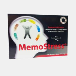 MEMOSTRESS 60 CAPSULAS