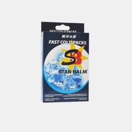 STAR BALM COMPRESSAS DE FRIO INSTANTANEO