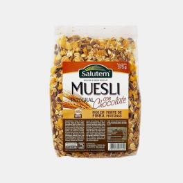 MUESLI INTEGRAL COM CHOCOLATE 375g