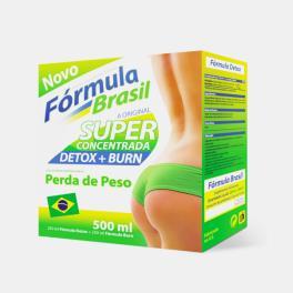 FORMULA BRASIL DETOX+BURN 500ml