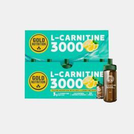 L-CARNITINA 3000 20 AMPOLAS