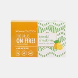 ONFIRE - WOMAN COLLECTION  LIMAO 15 AMPOLAS