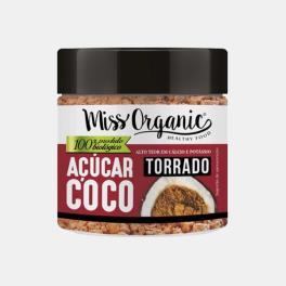 ACUCAR DE COCO BIOLOGICO TORRADO 330g
