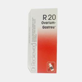 R20 50ml - Disfunções glandulares femininas, Obesidade