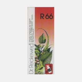 R66 50ml - Palpitações, Aperto na Garganta, Dores no Peito