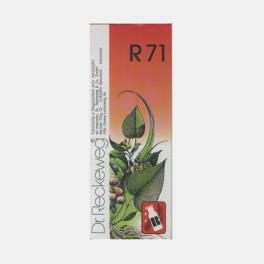 R71 50ml - Ciática, Cãibras