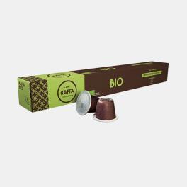 CAPS CAFE KAFFA BIO COMPATIVEL MAQ NESPRESSO 10UN