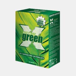 EXTREME CUT GREEN 100 COMPRIMIDOS
