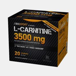 L-CARNITINA 3500MG 20 UNIDOSES