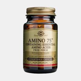 AMINO 75 30 CAPSULAS