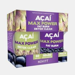 ACAI MAX POWER 60+60 COMPRIMIDOS