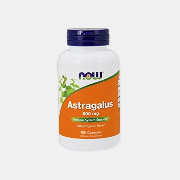 ASTRAGALUS 500mg 100 CAPSULAS NOW
