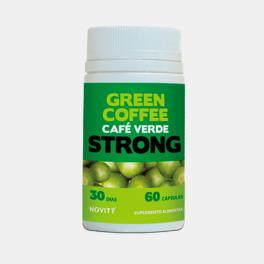 GREEN COFFEE CAFE VERDE STRONG 60 CAPSULAS