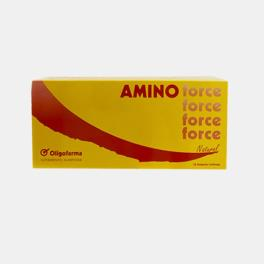 AMINOFORCE 20 AMPOLAS