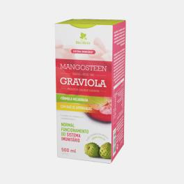 MANGOSTEEN + GRAVIOLA 500ml