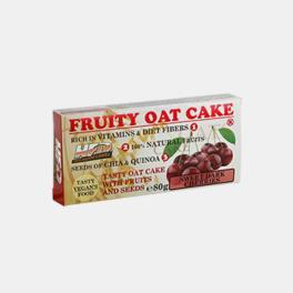 BARRA FRUITY OAT CAKE MIRTILO 80g