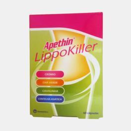 APETHIN LIPPOKILLER 60 CAPSULAS