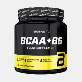 BCAA + B6 340 COMPRIMIDOS BIOTECH
