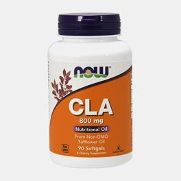 CLA 800MG 90 CAPSULAS NOW
