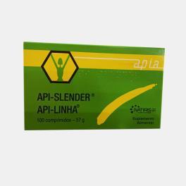API-SLENDER API-LINHA 100 COMPRIMIDOS